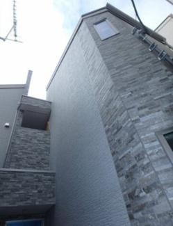 【外観】川崎市幸区戸手3丁目一棟アパート