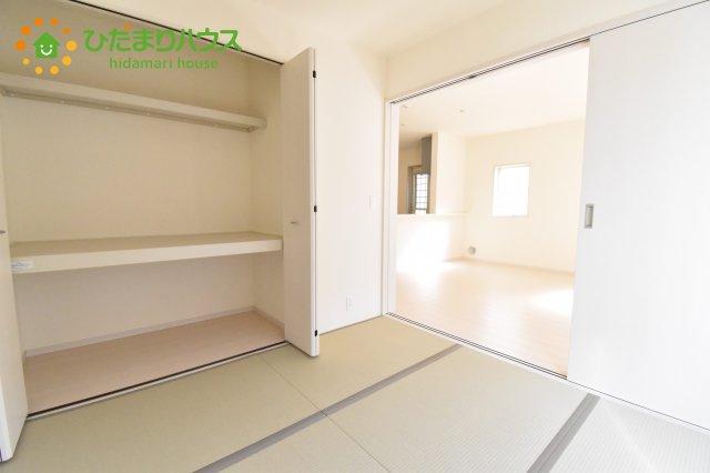 【収納】行田市佐間 第5 新築一戸建て リーブルガーデン 03