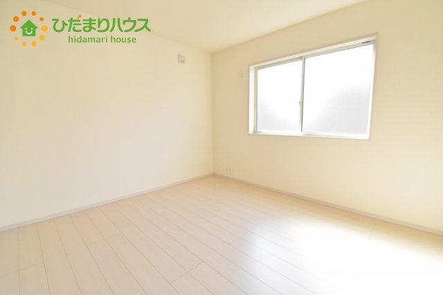 【寝室】行田市佐間 第5 新築一戸建て リーブルガーデン 03
