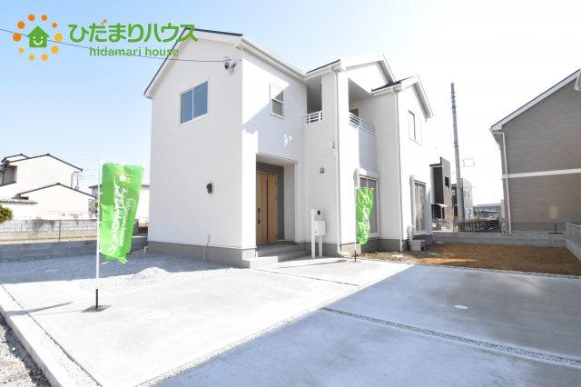 【外観】行田市佐間 第5 新築一戸建て リーブルガーデン 03