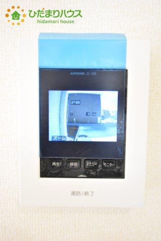 【セキュリティ】行田市佐間 第5 新築一戸建て リーブルガーデン 03