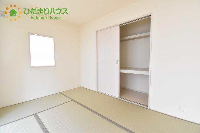 【和室】行田市佐間 第5 新築一戸建て リーブルガーデン 01