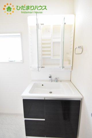 【浴室】行田市佐間 第5 新築一戸建て リーブルガーデン 01