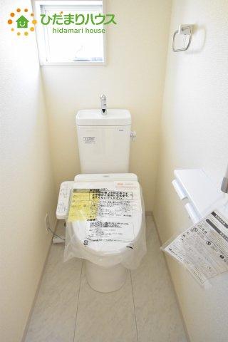 【洗面所】行田市佐間 第5 新築一戸建て リーブルガーデン 01