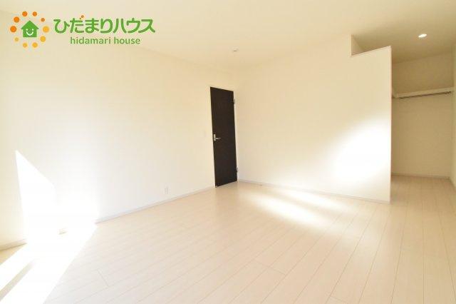 【寝室】行田市佐間 第5 新築一戸建て リーブルガーデン 01