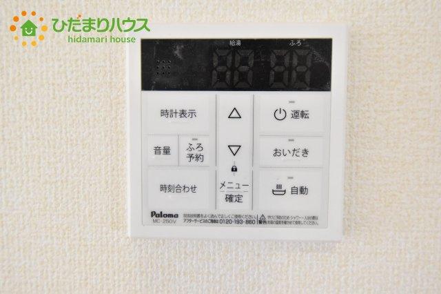 【セキュリティ】行田市佐間 第5 新築一戸建て リーブルガーデン 01