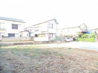 千葉市若葉区都賀 土地 まずは現地をご覧ください。