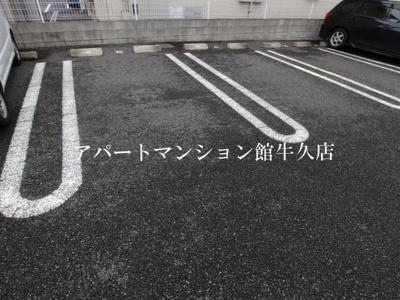 【駐車場】ヌーベル ヴァーグA
