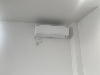 エアコン2台装備