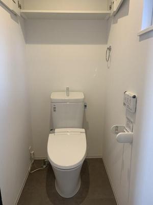 【トイレ】フロムリンクスビル