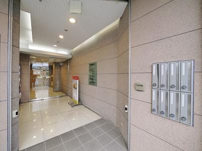 【エントランス】奈良交通第2ビル