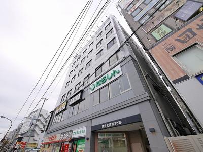【外観】奈良交通第2ビル