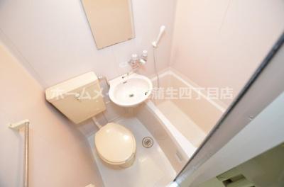 【浴室】クレスト松本