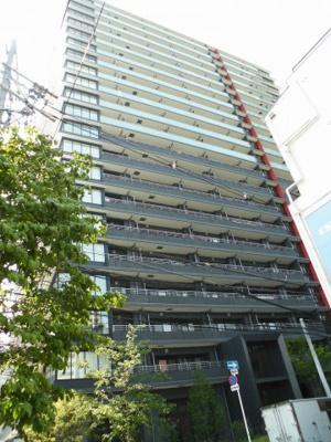 駅徒歩1分♪平成27年2月建築!竹中工務店施工の免震タワーマンションです!
