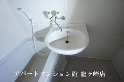【洗面所】サンラフォーレ佐貫
