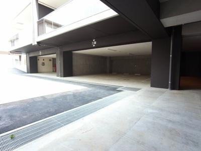 【駐車場】RESIDENCE KIKUZAKA