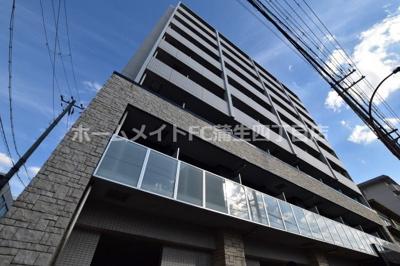 【外観】アドバンス大阪城ラディア