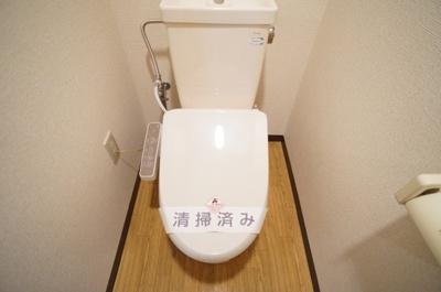 【トイレ】プリムローズ大島