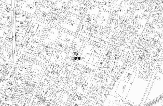 【地図】網走郡美幌町字東二条北4丁目9番12号 中古売家