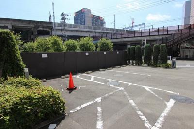 【駐車場】ソララガーデン