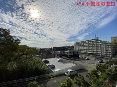 【展望】メゾンドール明石山ノ手台