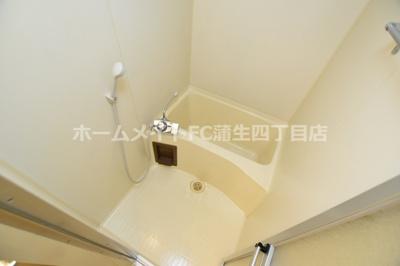 【浴室】サンハイム今福