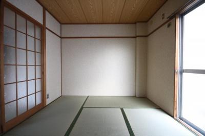 【居間・リビング】西芦屋ローズプラザ