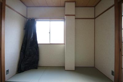 【寝室】西芦屋ローズプラザ