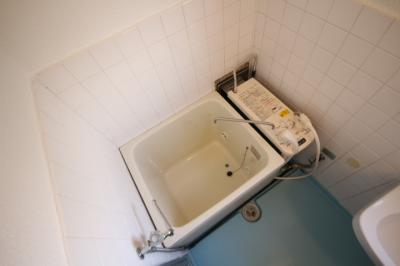 【浴室】西芦屋ローズプラザ