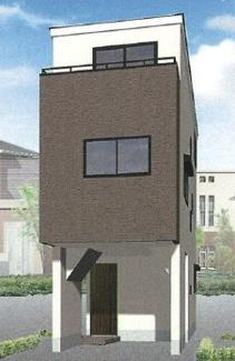 新築戸建 全2棟 A棟 3LDK 充実の仕様・設備 JR鶴見線「浅野」駅徒歩9分 商店街に面する利便性の良い立地です 駐車スペース有り