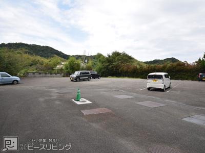【駐車場】プラージュ橘