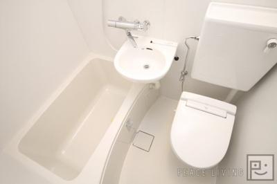 【浴室】プラージュ橘