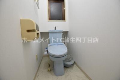 【トイレ】アビタ山本放出西