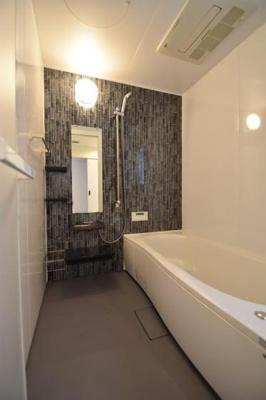 【浴室】京都市伏見区桃山紅雪町