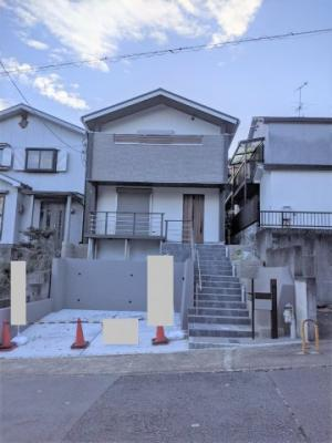 【外観】京都市伏見区桃山紅雪町