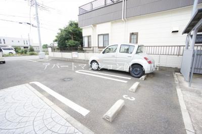 【駐車場】エーデルⅡ