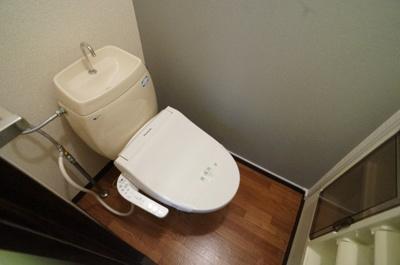 【トイレ】ウィスタリアコート