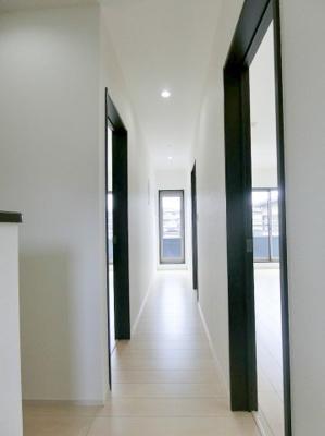 廊下です:クリーニング済♪平日も内覧出来ます♪八潮新築ナビで検索♪