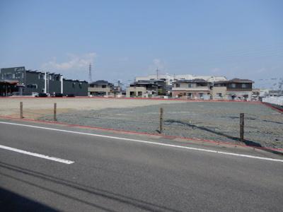 【外観】前橋市天川大島町 事業用貸地