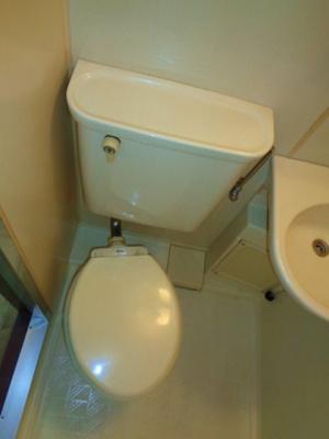 【トイレ】GS北巽
