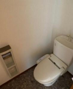 【トイレ】焼津市惣右衛門2棟一括売アパート