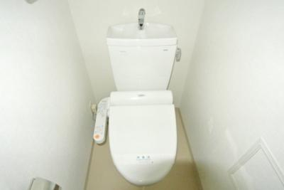 【トイレ】レジデンス南森町