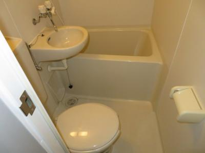 【浴室】アップルハウス南林間2