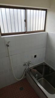 【浴室】梅田借家 南中