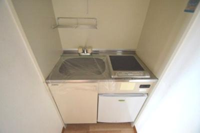 【キッチン】クレールメゾン篠原台
