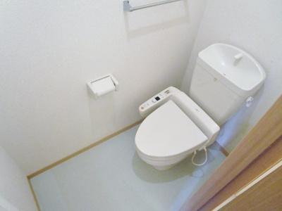 【トイレ】クレセントコートA棟