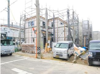 【外観】岩倉市八剱町井ノ下 2号棟