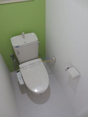 【トイレ】キャピタルハイツ姫里