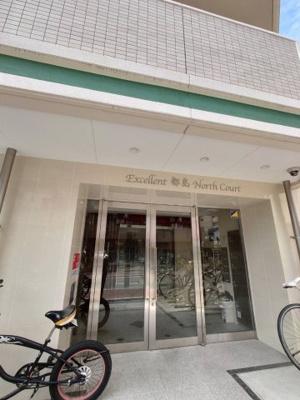 【エントランス】エクセレント都島ノースコート