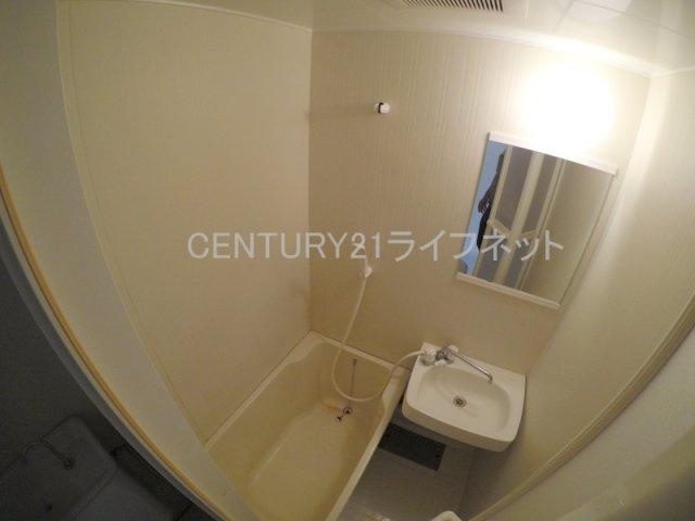 【浴室】新大阪コーポビアネーズ